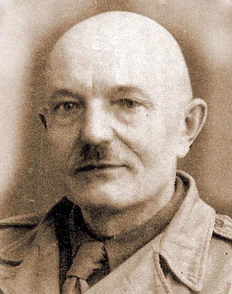 Jan Barczak w 1948 r.