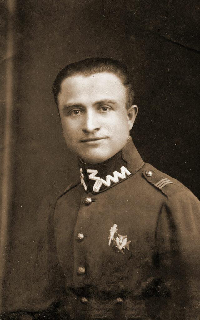 Antoni Karwig  (zdjęcie udostępnił Remigiusz Maćkowiak)