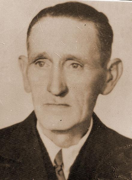 Franciszek Hałas (zdjęcie udostępniła Bożena Hałas)