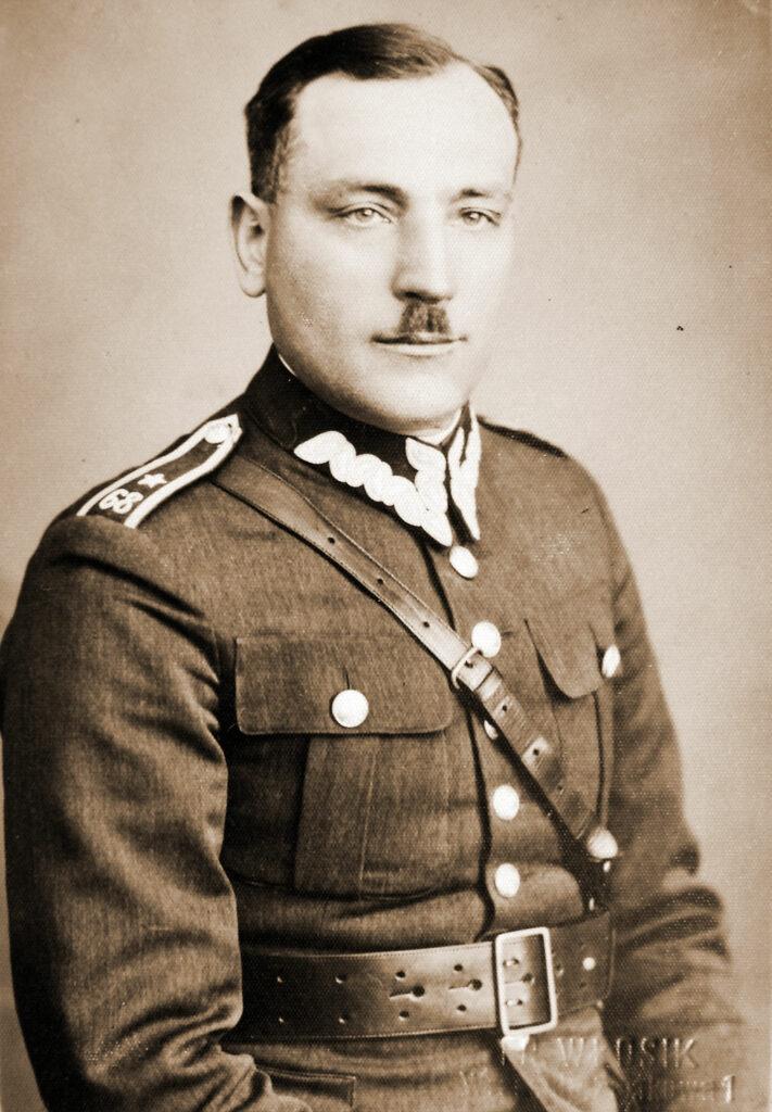 Franciszek Kęsy (zdjęcie udostępnił Remigiusz Maćkowiak)