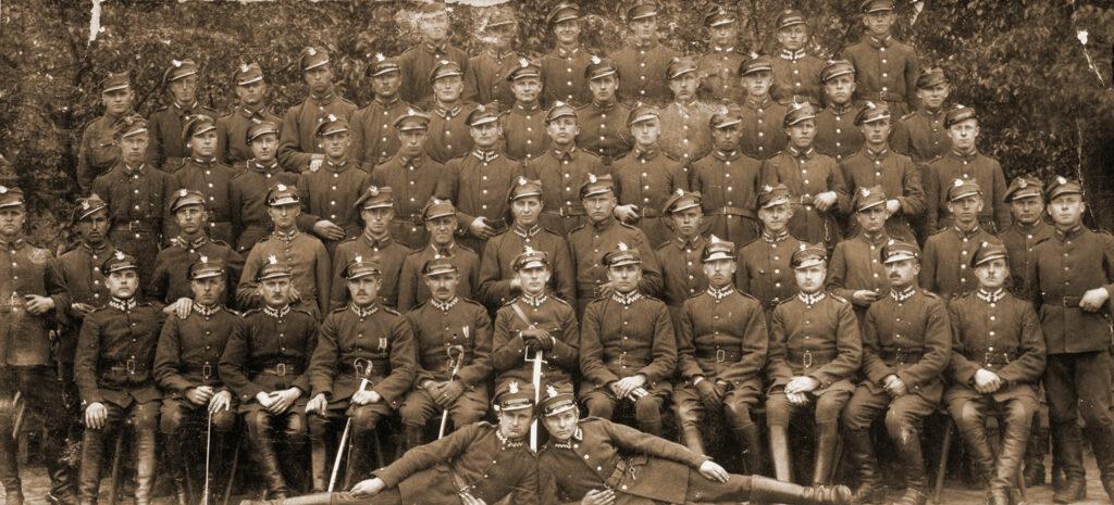 Jakub Pachowiak - 17 Pułk Ułanów  Gniezno (zdjęcie udostępnił Remigiusz Maćkowiak)
