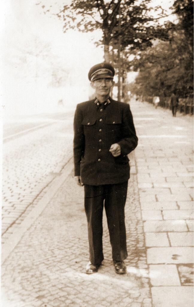 Józef Balcerek (zdjęcie udostępnił Remigiusz Maćkowiak)