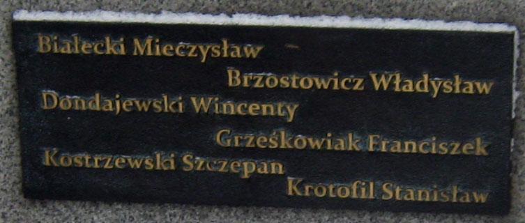 Grób Powstańców Wielkopolskich we Wrześni