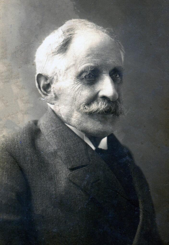 Teofil Hoppe (zdjęcie udostępnił Remigiusz Maćkowiak)