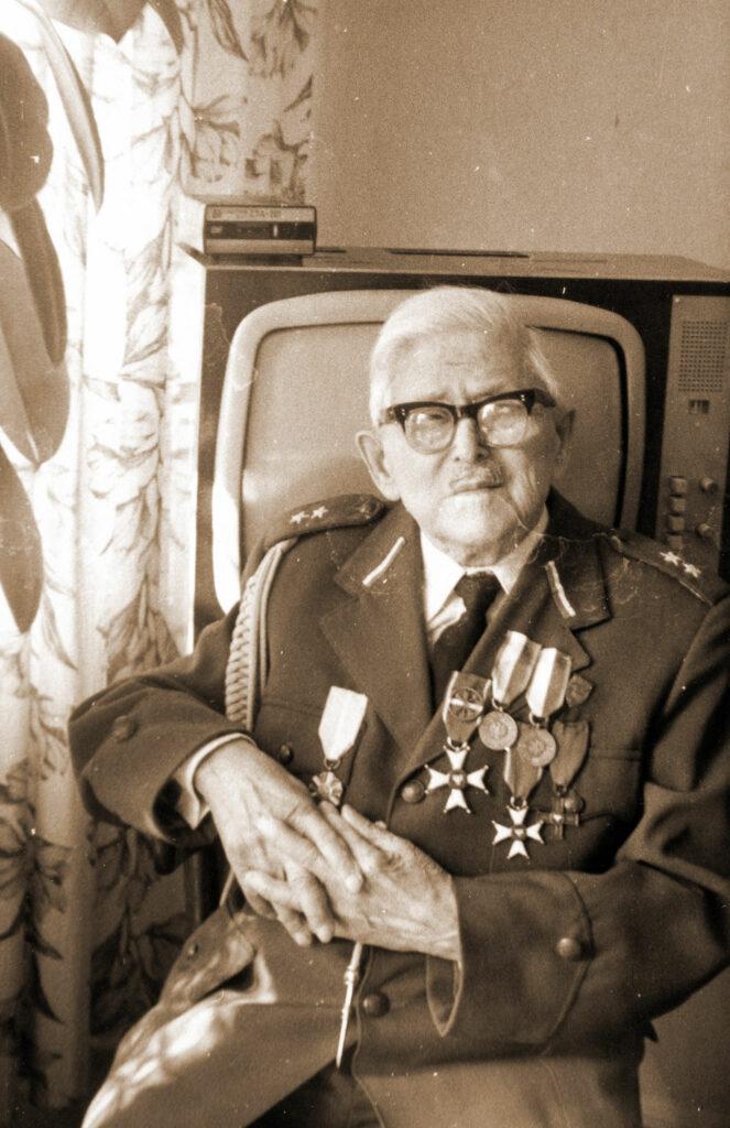 Władysław Owczarzak (zdjęcie udostępnił Remigiusz Maćkowiak)