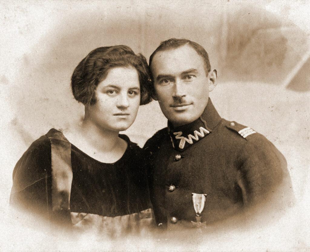 Franciszek Frąckowiak (zdjęcie udostępnił Remigiusz Maćkowiak)
