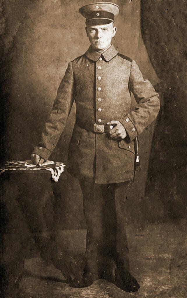 Franciszek Jankowiak (zdjęcie udostępnił Remigiusz Maćkowiak)