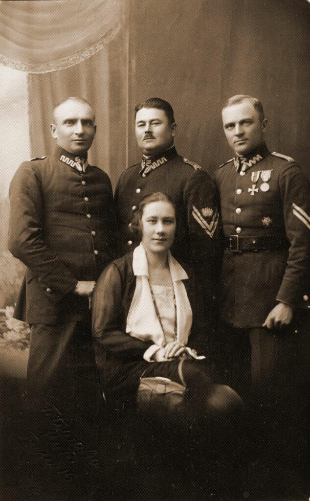 Franciszek Szymański (zdjęcie udostępnił Remigiusz Maćkowiak)