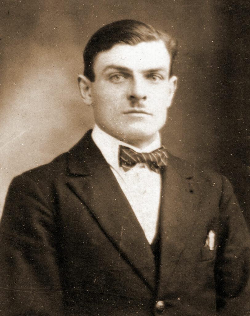 Jan Łojewski (zdjęcie udostępnił Remigiusz Maćkowiak)
