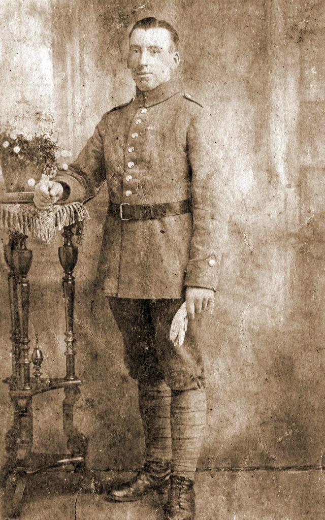 Michał Szczepaniak (zdjęcie udostępnił Remigiusz Maćkowiak)