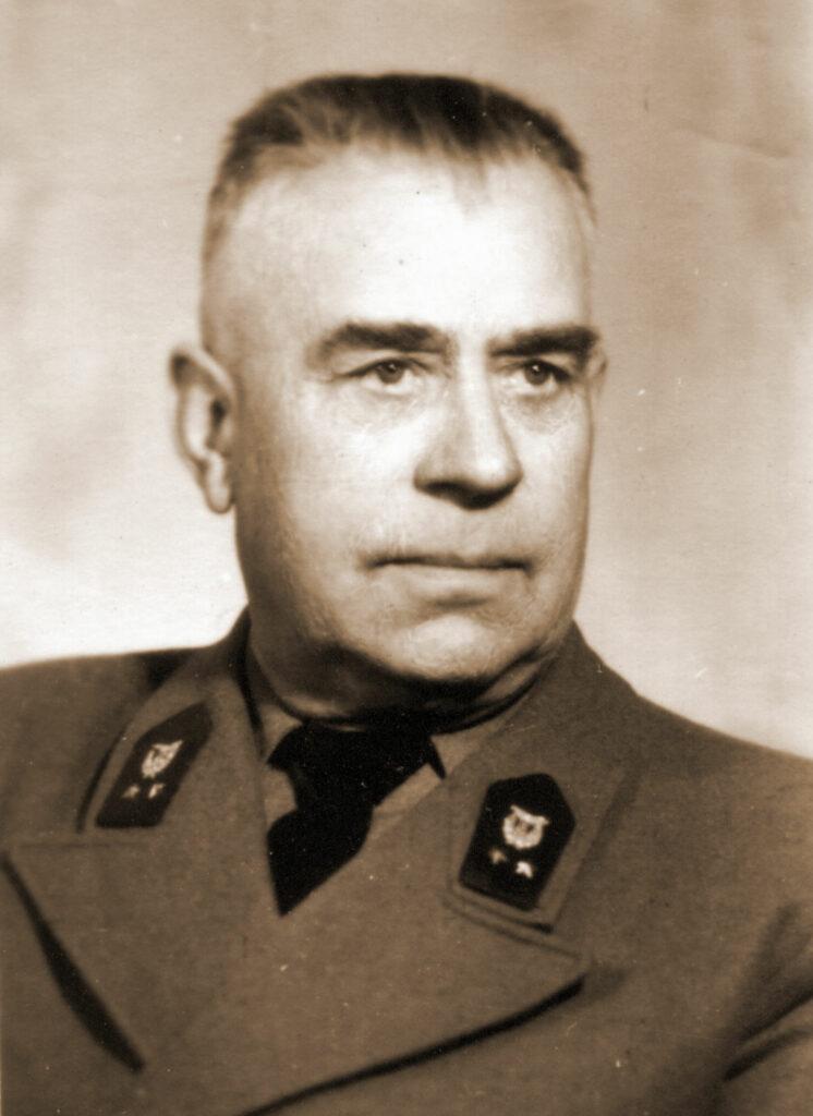 Stefan Grzegorek (zdjęcie udostępnił Remigiusz Maćkowiak)