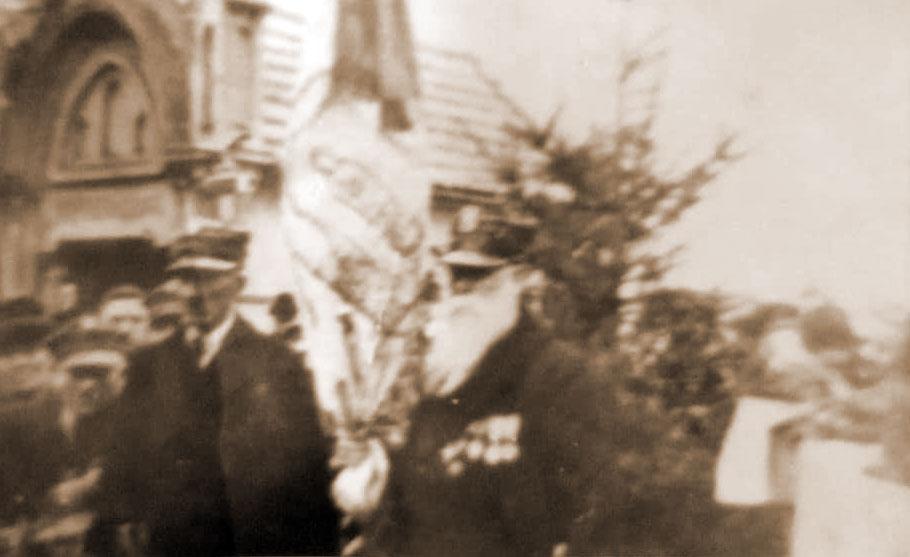 Czesław Purol (zdjęcie udostępniła wnuczka Aldona Błażejewska)