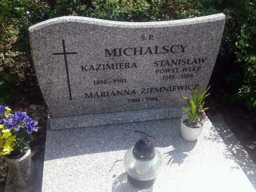 Roman Waszak - cmentarz Junikowski w Poznaniu