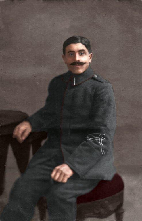 Wacław Wętkowski (Wędkowski) (zdjęcie udostępnił Janusz Dzikowski)