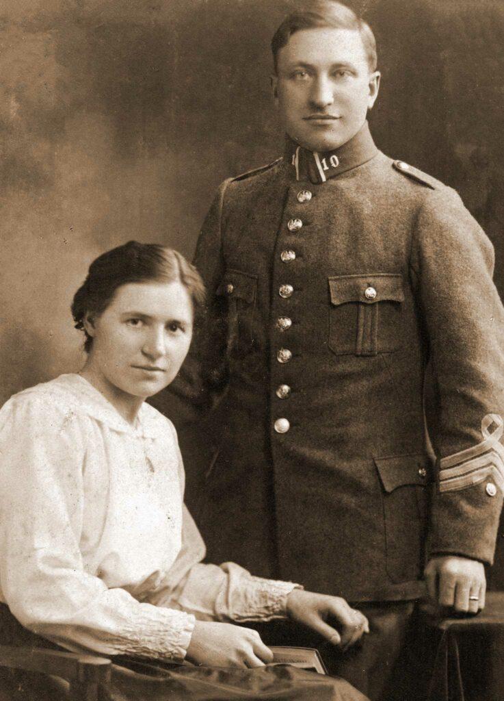 Ignacy Robaszkiewicz (zdjęcie udostępnił Waldemar Grześkowiak)