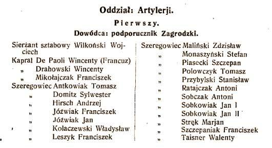 """Wycinek z książki """"Walki o Noteć"""", autor Jan Tomaszewski"""