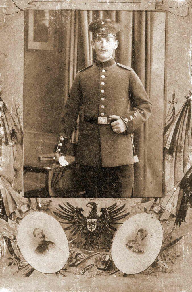 Antoni Sobczak (zdjęcie udostępnił Remigiusz Maćkowiak)