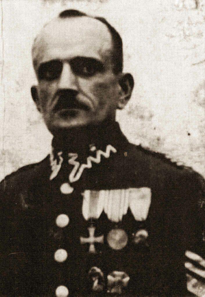 Franciszek Pawlak (zdjęcie udostępnił Remigiusz Maćkowiak)