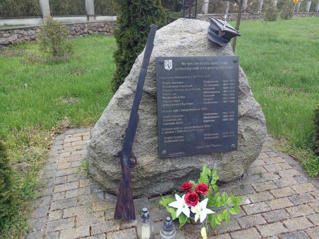Graboszewo - obelisk