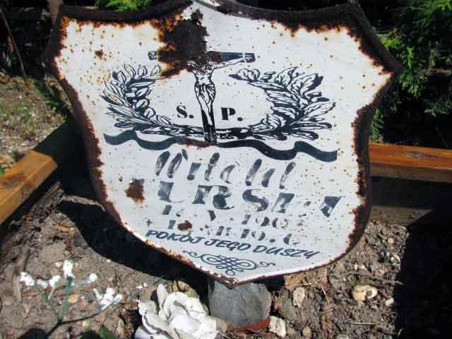 Witold Turski - cmentarz komunalny w Legnicy