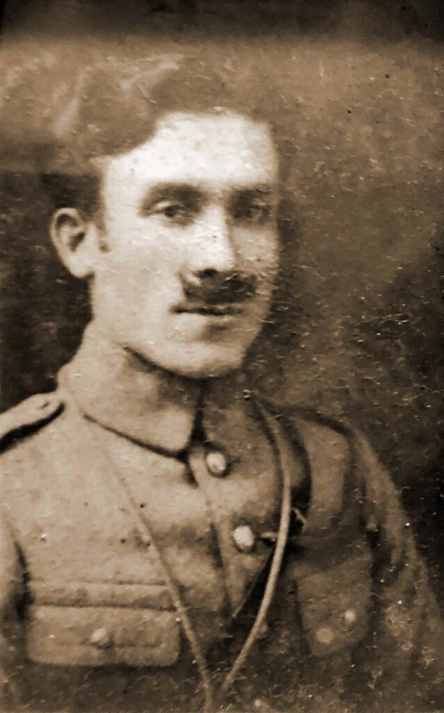 Józef Trawiński (zdjęcie udostępniła Sylwia Szypulska)