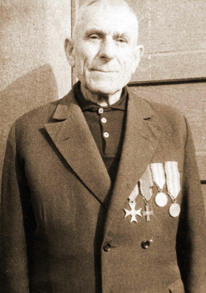 Władysław Bigosiński (zdjęcie udostępnił Remigiusz Maćkowiak)